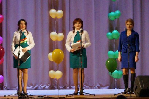 Зеленая волна в Барабинске