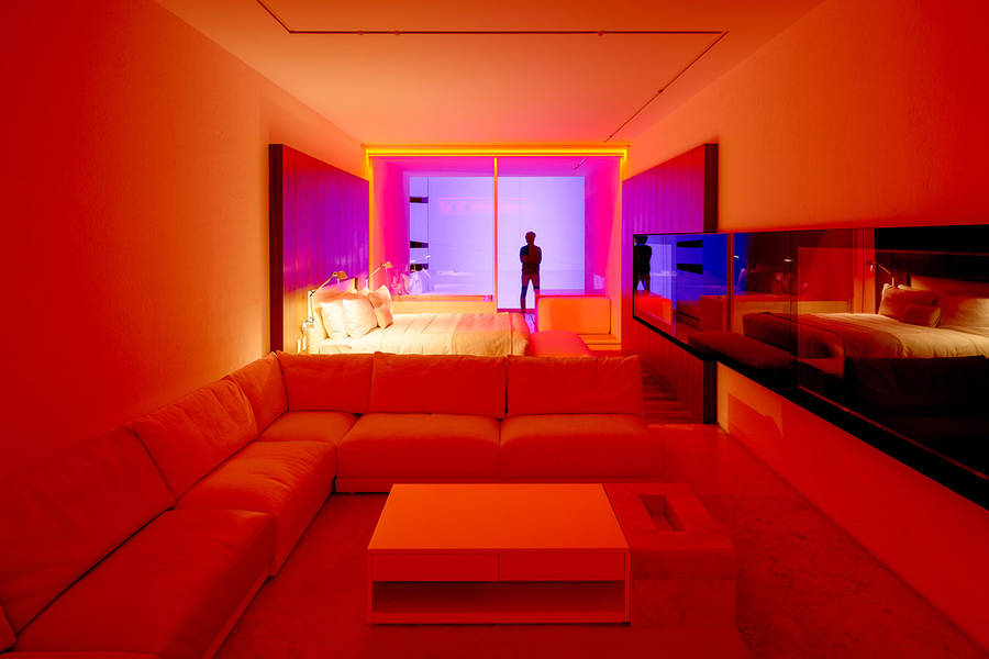 Stunning Mar Adentro Hotel in Mexico