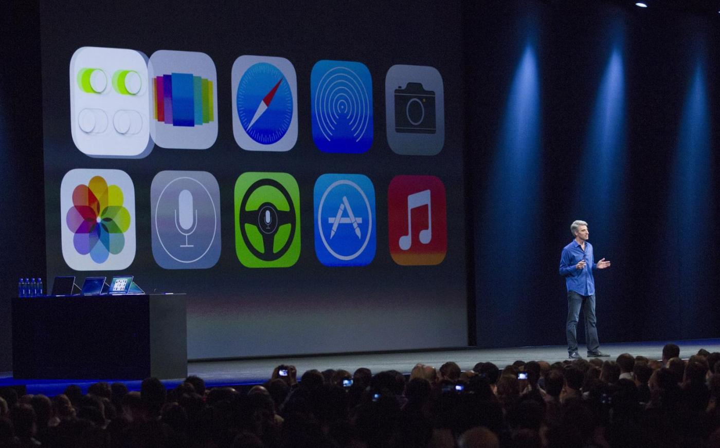 иконки и картинки на слайде