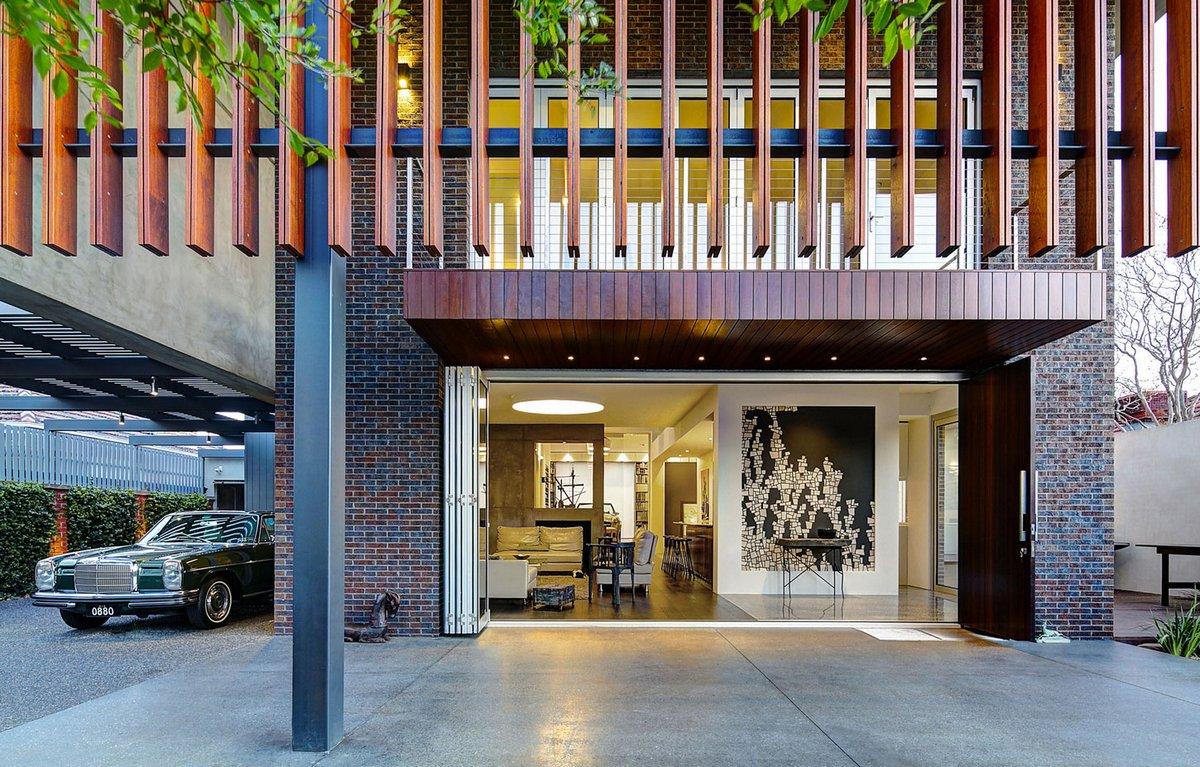 Элегантная резиденция от Wolf Architects