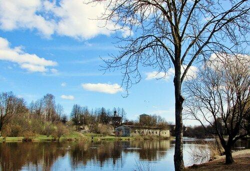 Весенним днём во Пскове