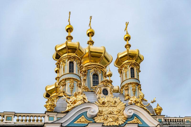Царское Село. Екатерининский парк и дворец