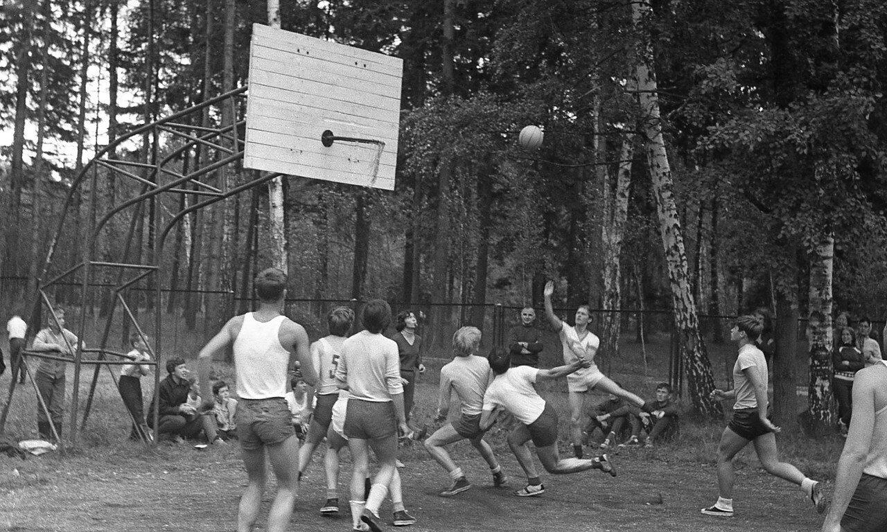158. Баскетбол