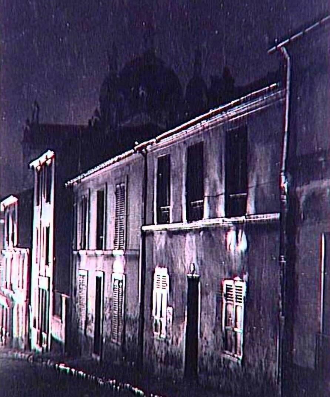 1934. Парижские ночи, Монмартр.