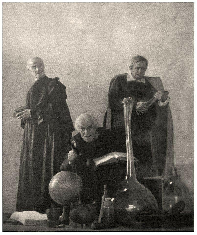 1936. «Мадонны и монстры». Братство Алхимиков