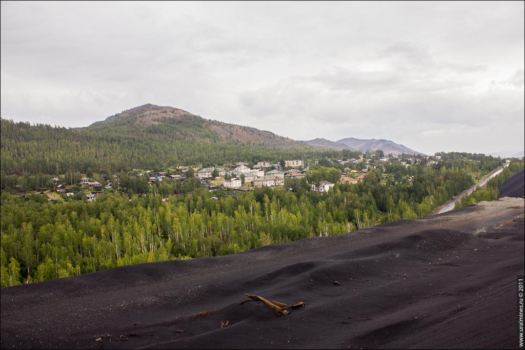 Black Sand Шлакобординг в Карабаше