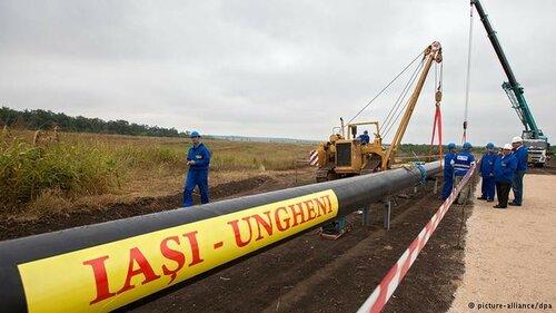 Проекты энергетической диверсификации Молдовы саботированы