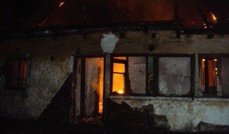 Трагический случай на севере страны - пожар в Единцком районе