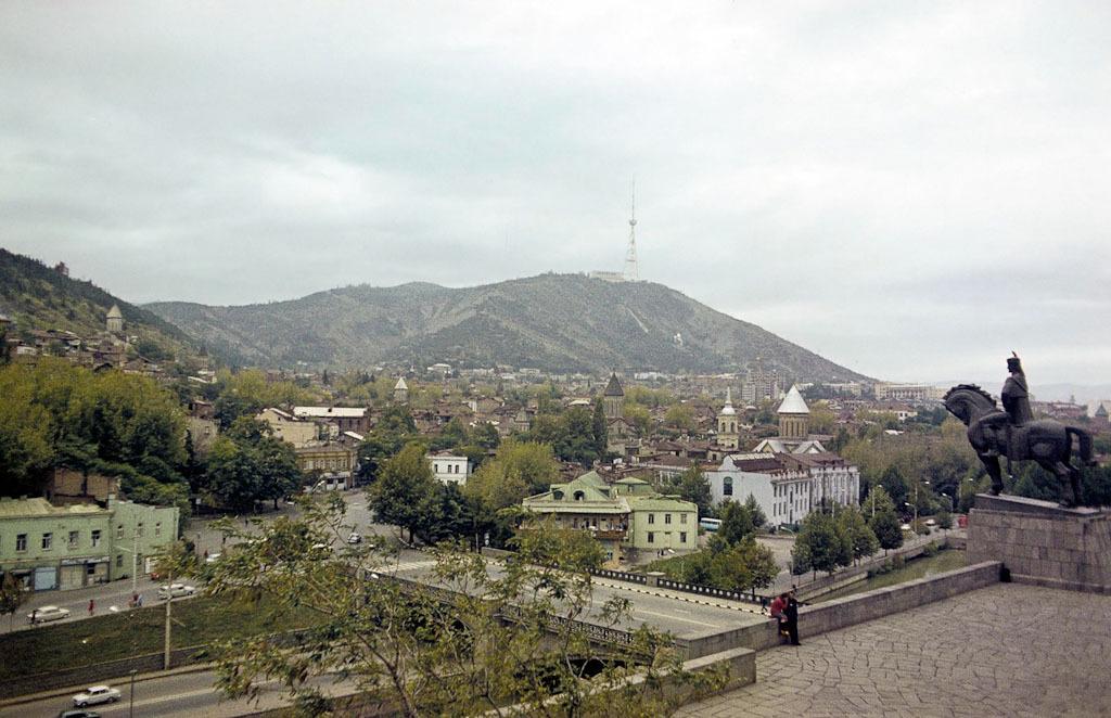 футляр фото тбилиси времен ссср гифка, или живая