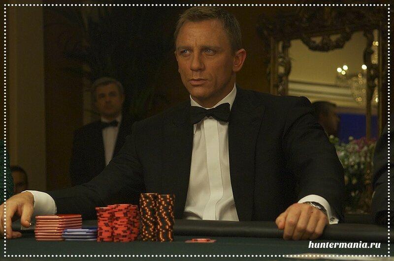 Казино, в котором родился агент 007