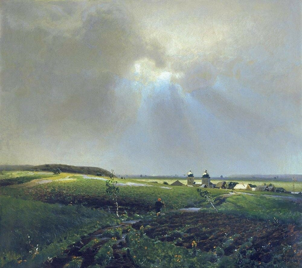 После дождя. 1887.jpg