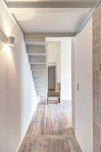 Компактная квартира - студия в Берлине