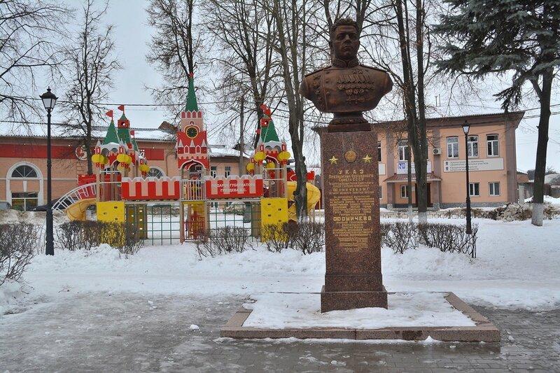 Белёв, Тульская область...Россия: по городу (2 часть)