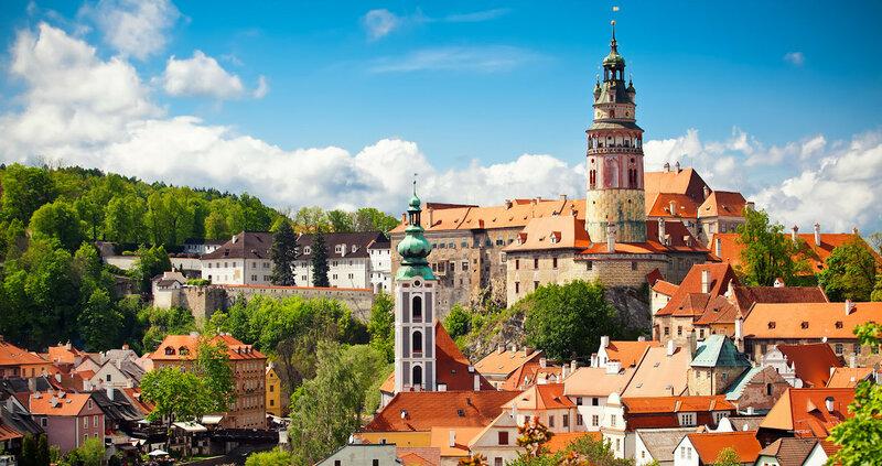 Чехия в фотографиях