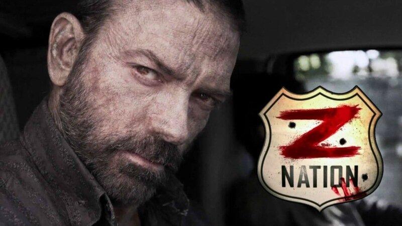 Сериал «Нация Z»— пародия на «Ходячих мертвецов»