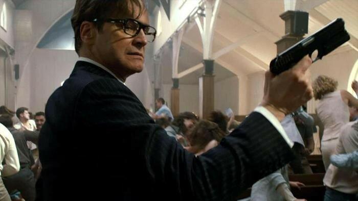 Колин Ферт и крутые гаджеты в трейлере фильма «Секретная служба»