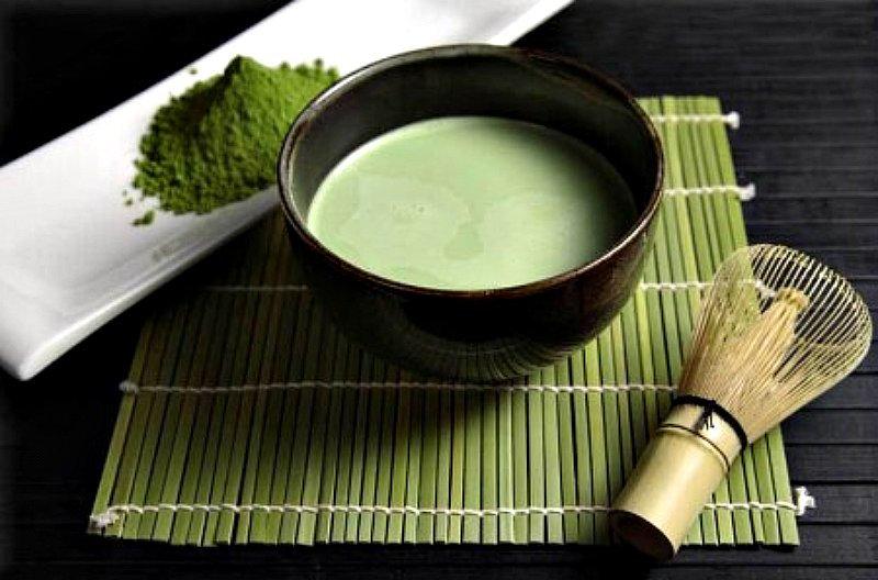 Японский чай матча — любимец американских диетологов, которые в последние годы очень увлеклись э