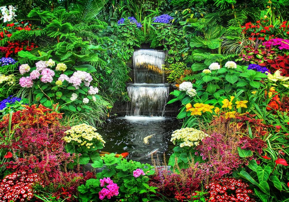 Королевский парк тюльпанов Кёкенхоф, Голландия