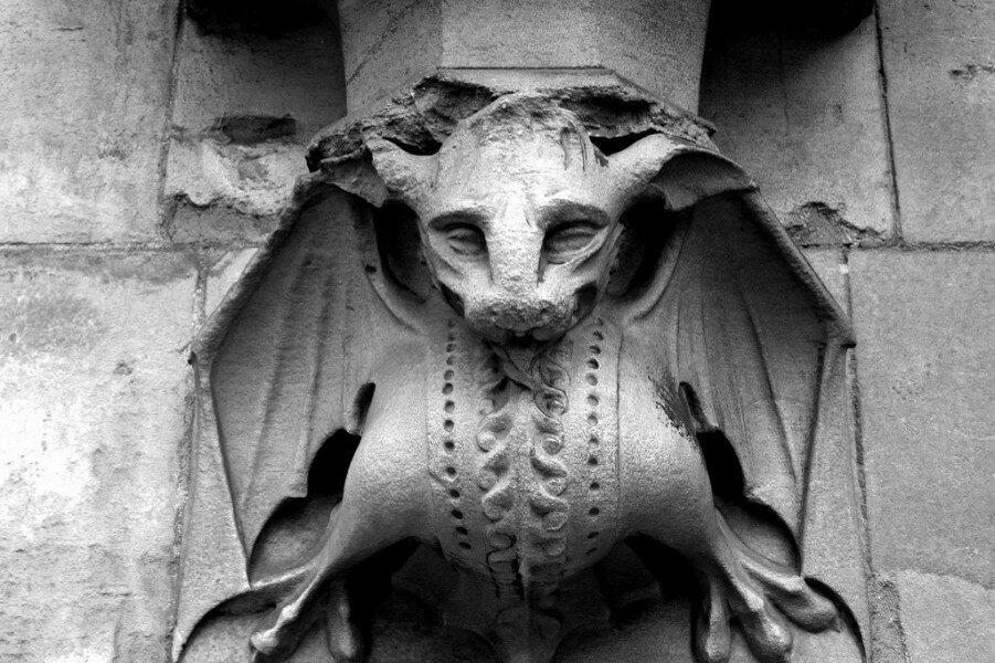 Вестминстерское аббатство: за кадром