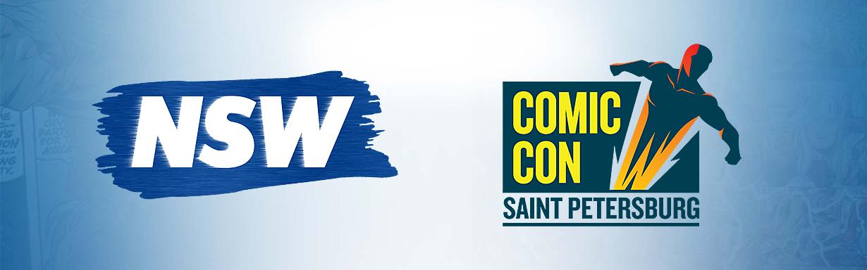 Шоу NSW в рамках фестиваля Comic Con 2016