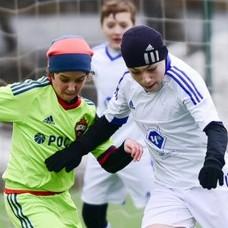 Чертановцы 2003 года рождения получили право представлять Россию на международном турнире