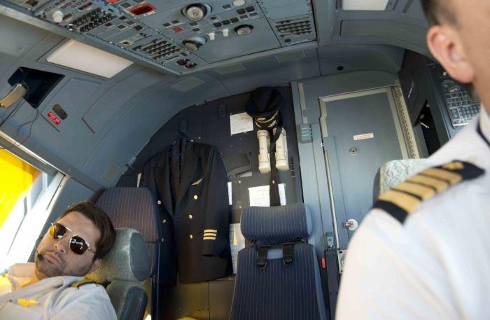 Секретные секреты пилотов