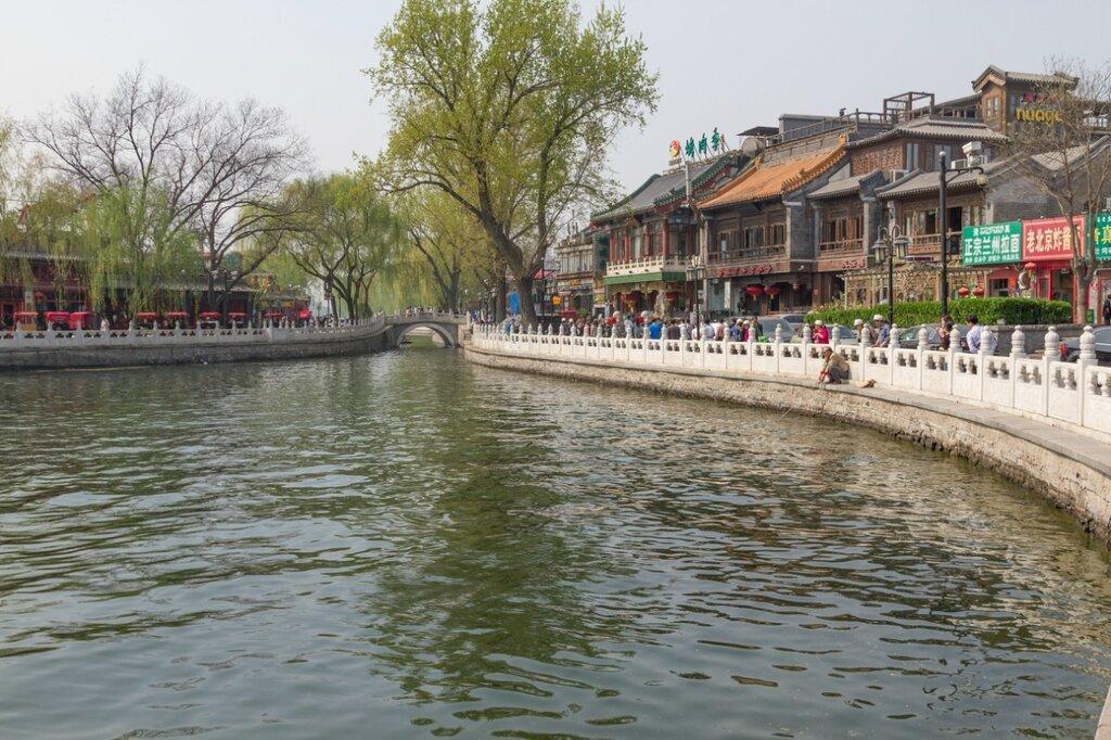 озеро Цяньхай, Шичахай, Пекин