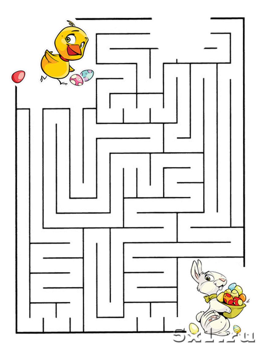 easter_labirint