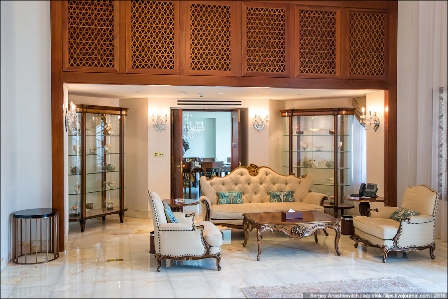 Royal Suite in Jumeirah