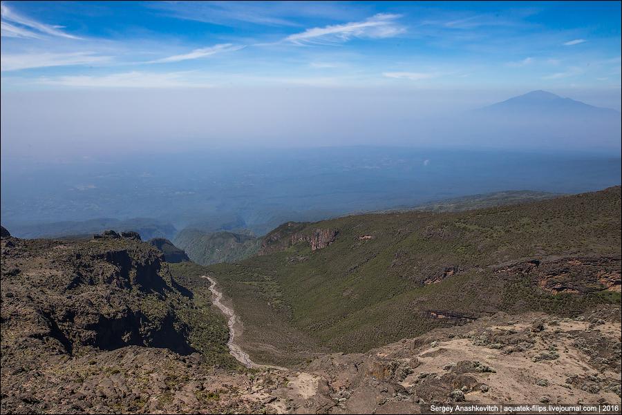 Восхождение на Килиманджаро