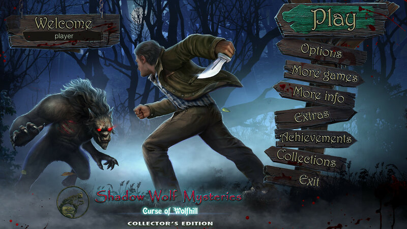 Shadow Wolf Mysteries: Curse of Wolfhill CE