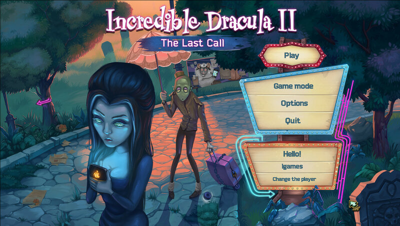 Incredible Dracula 2: The Last Call