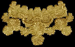 золотое кружево красивое.png