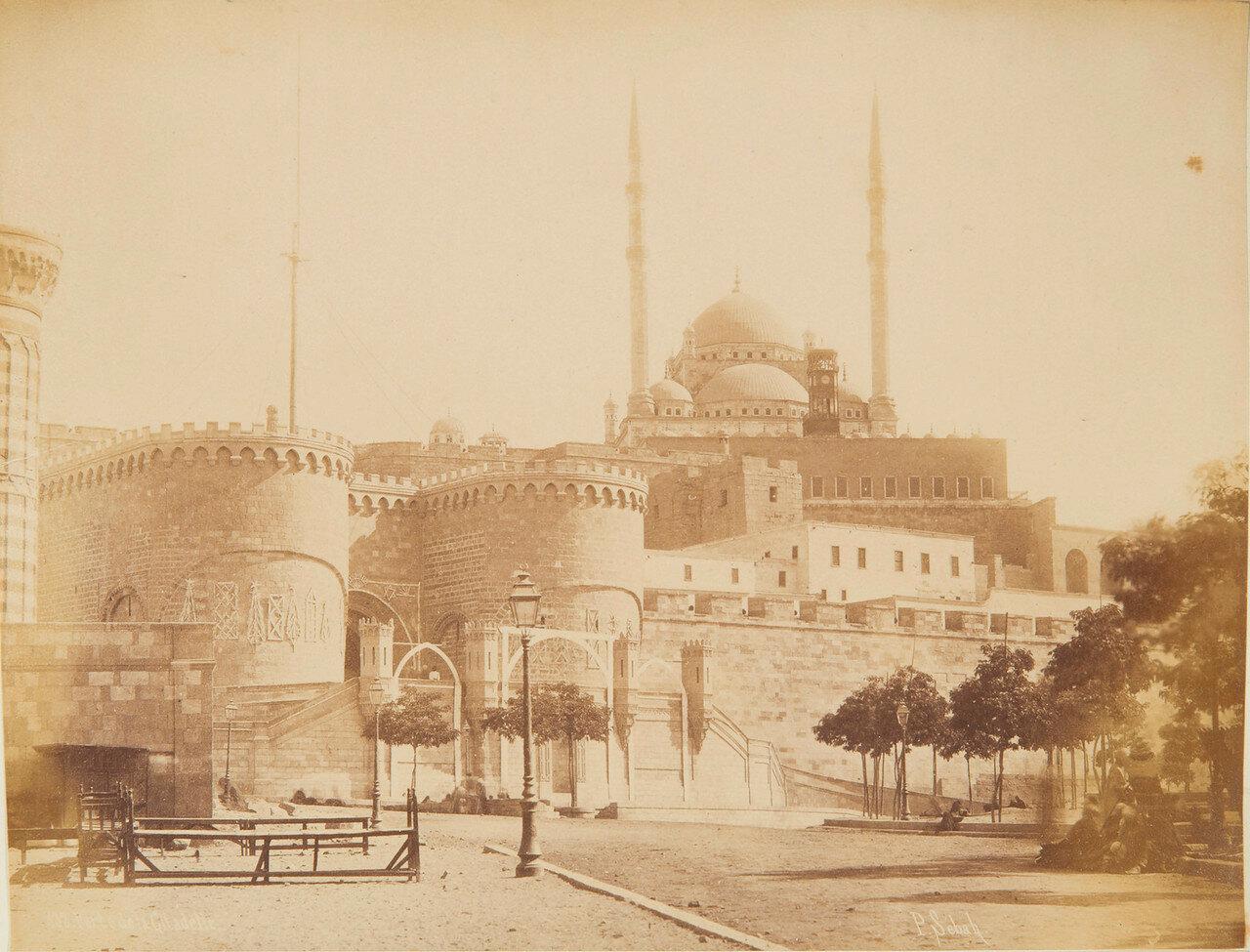 Каир. Ворота цитадели. 1873-1882
