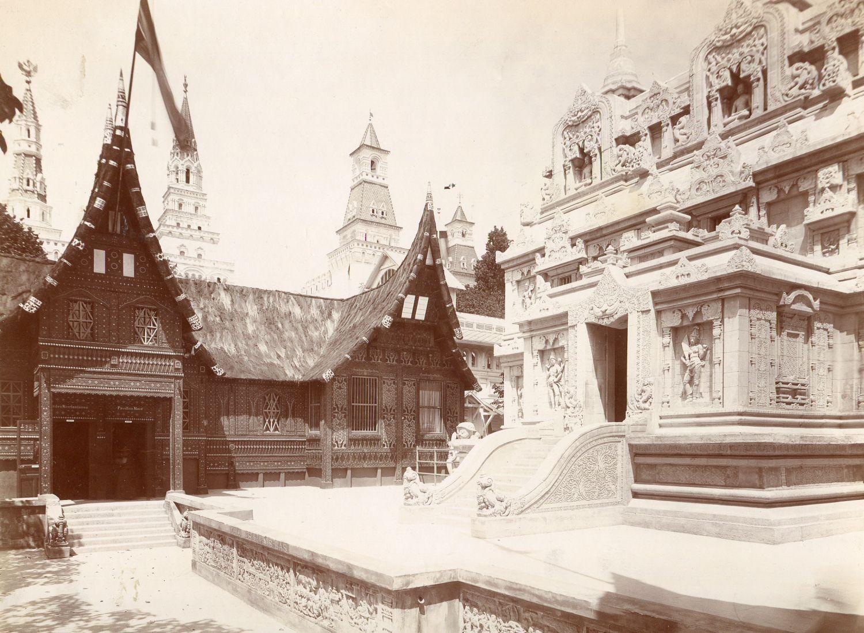 17. Павильон Индии