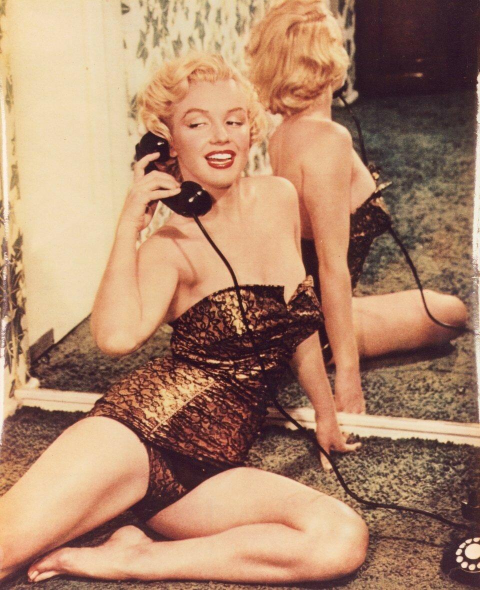 Marilyn Monroe, Pinup Photo