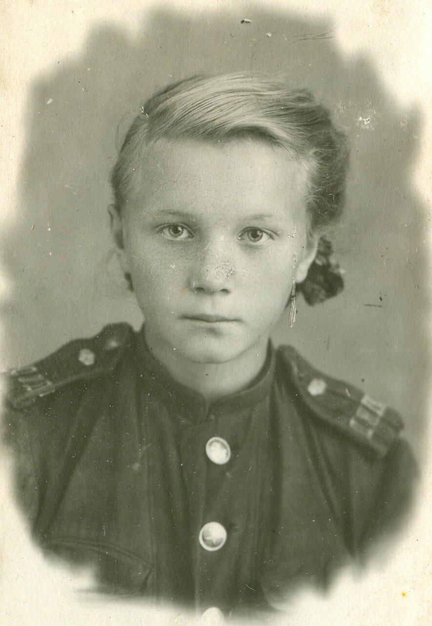 11. Майданова Рита - дежурный по станции, ученица 6-го класса школы №63
