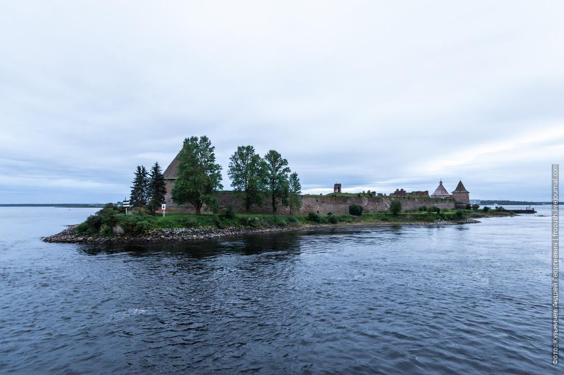 фото крепость Орешек