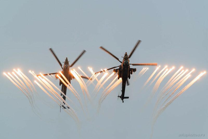 Миль Ми-28Н ВКС России 033_D803922