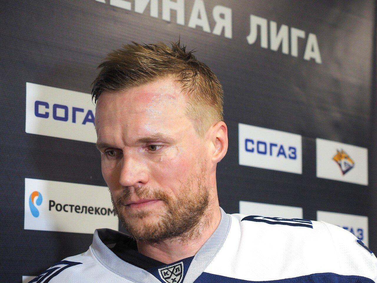 60 Первая игра финала плей-офф восточной конференции 2017 Металлург - АкБарс 24.03.2017