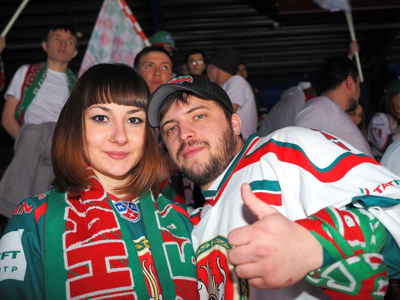 68 Первая игра финала плей-офф восточной конференции 2017 Металлург - АкБарс 24.03.2017