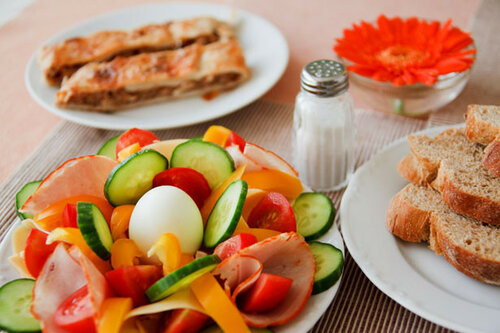 Три вида здорового завтрака