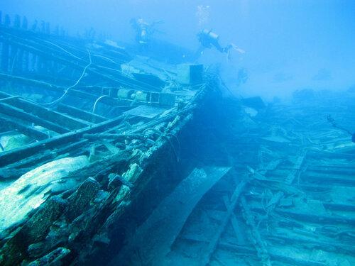 В водах Арктики обнаружено судно, затонувшее в 1845 году