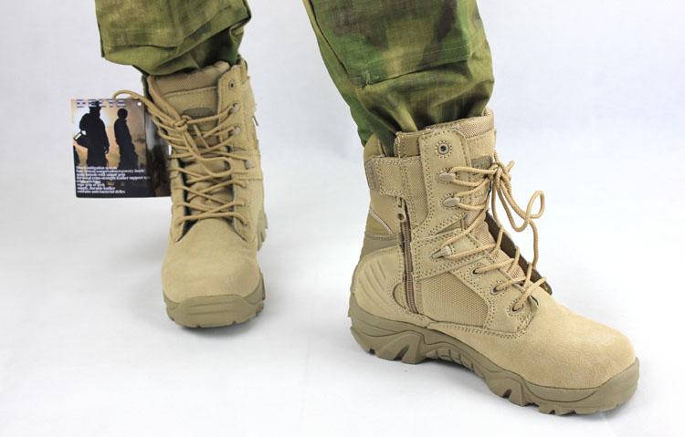Где обитают ботинки для настоящих мужиков?