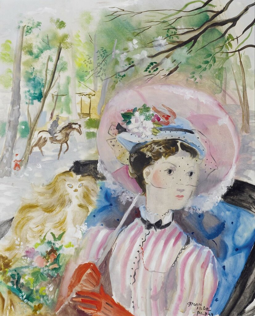 Young Woman with Parasol, 1937.jpg