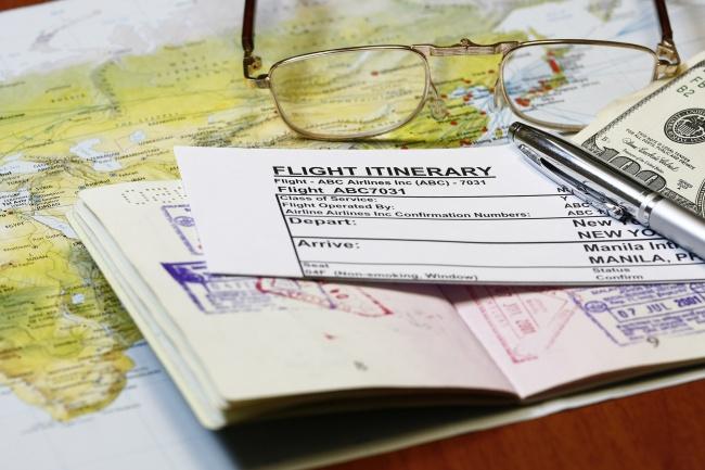 © Depositphotos  Для получения визы нужно лично предоставить вконсульство или визовый центр д