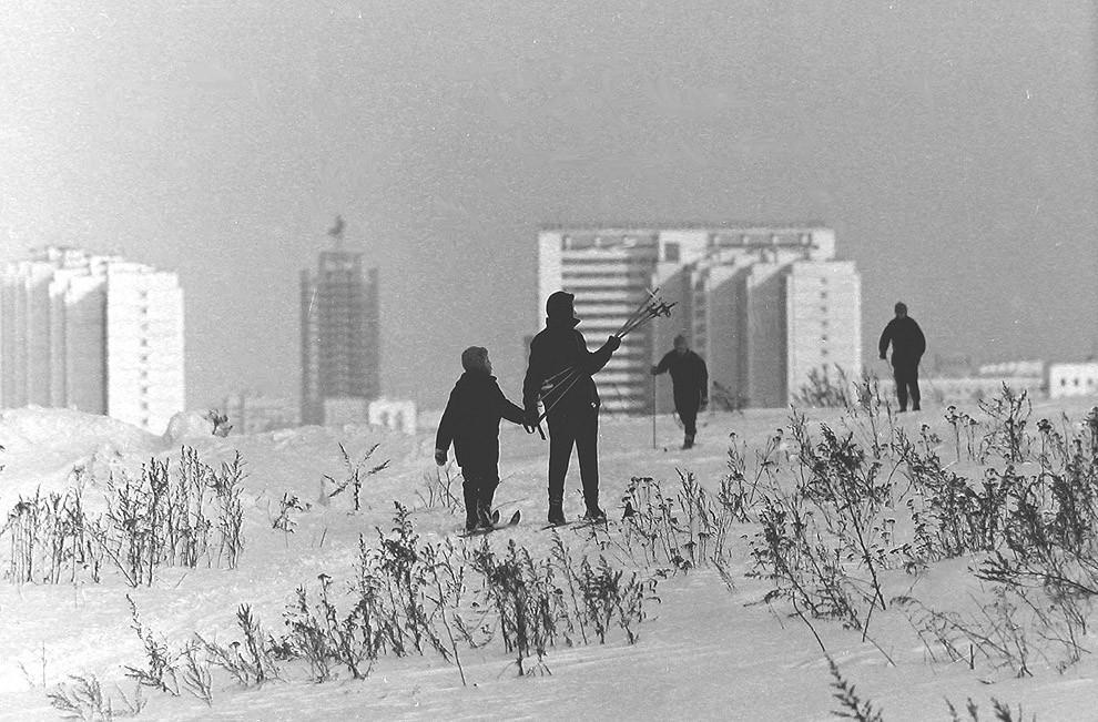 12. Москва, Юго-Запад, примерно 1972 г.