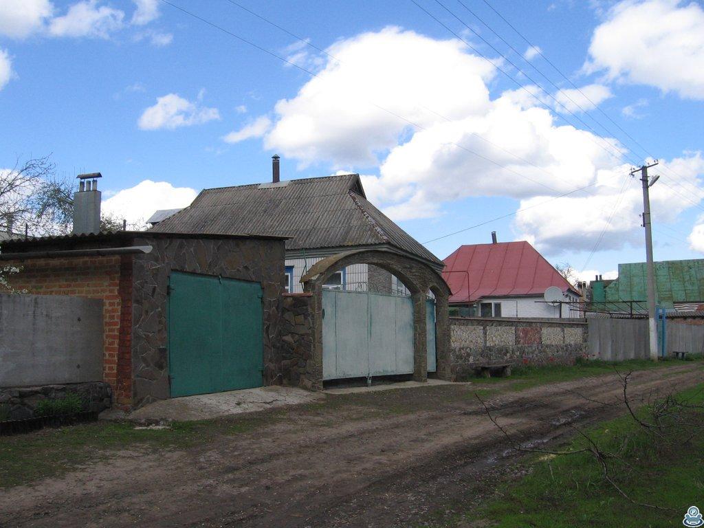Сельский двор