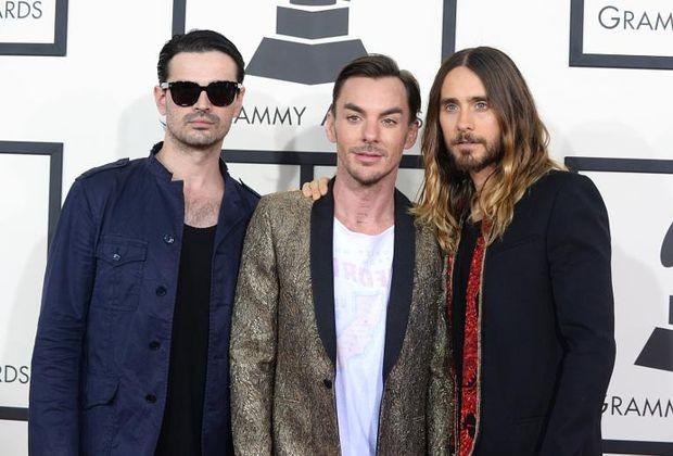 Группа 30 Seconds toMars объявила овыходе нового альбома