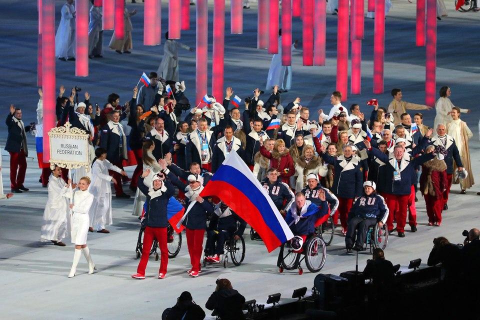 Российских спортсменов недопустили наПаралимпийские игры вРио
